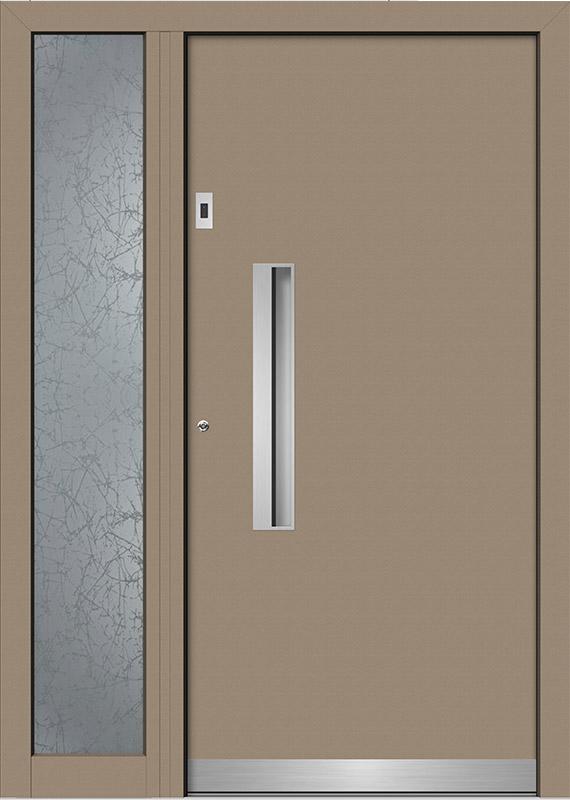 Haustüren Holz/Alu – Burgertore